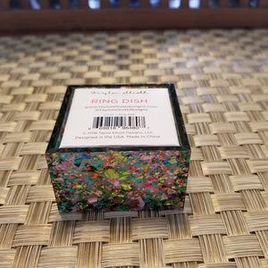 Glitter Confetti Ring Box/Dish